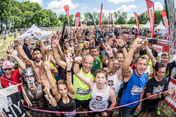 Wacken - Strongmanrun